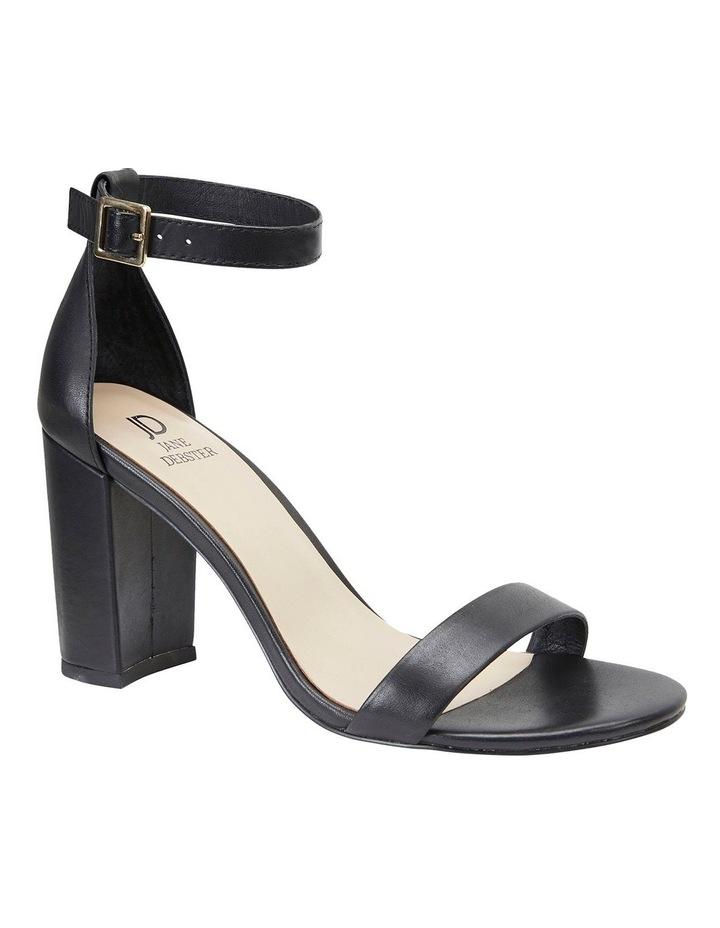 Odyssey Black Glove Sandals image 2