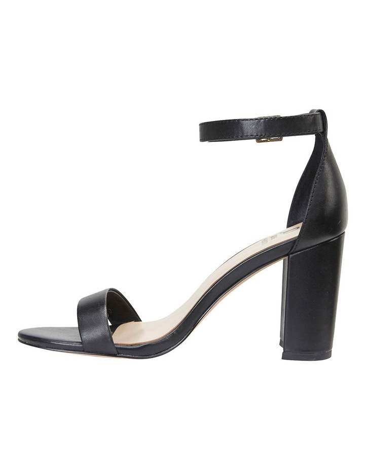 Odyssey Black Glove Sandals image 3