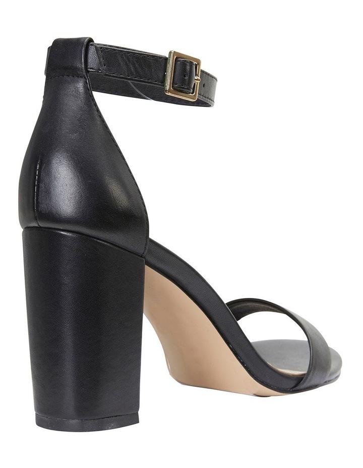 Odyssey Black Glove Sandals image 4