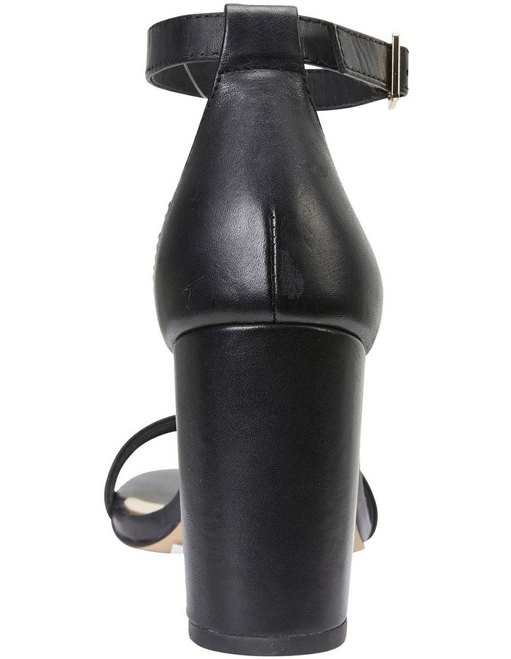 Odyssey Black Glove Sandals image 5