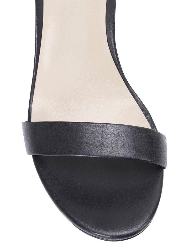 Odyssey Black Glove Sandals image 6