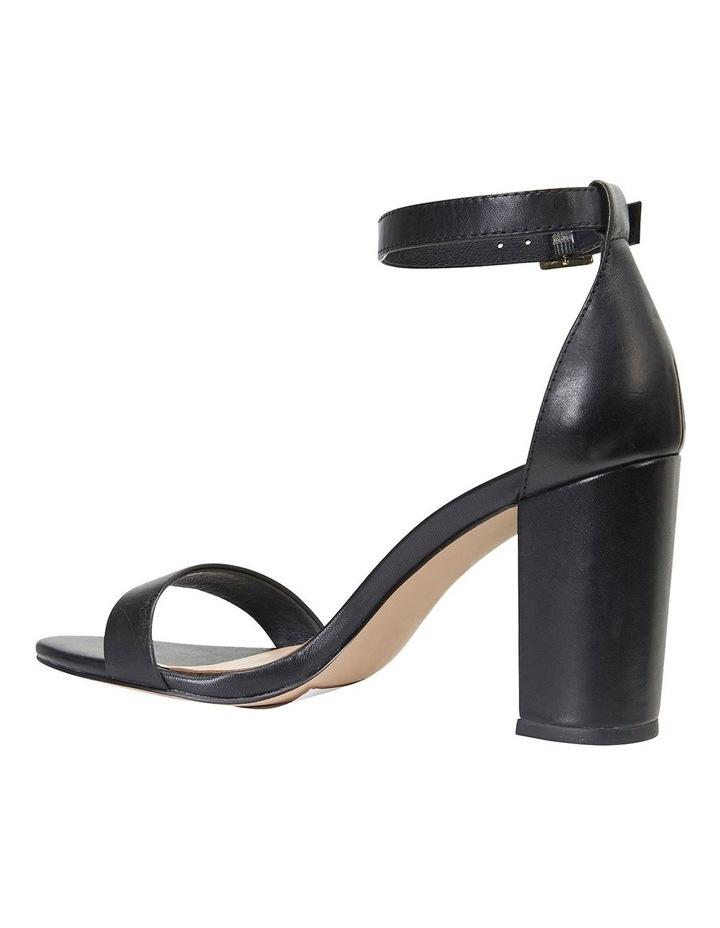 Odyssey Black Glove Sandals image 7