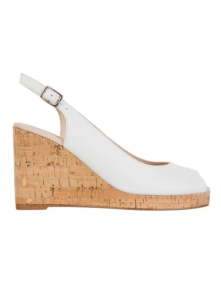 Davina White Glove Sandals image 1