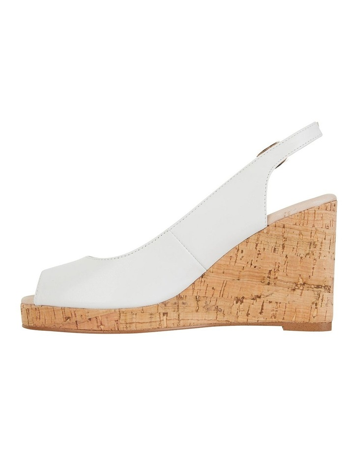 Davina White Glove Sandals image 3