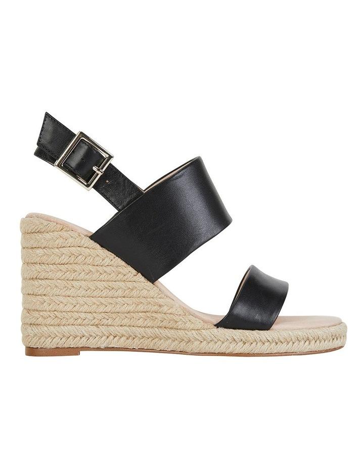 Dice Black Glove Sandals image 1