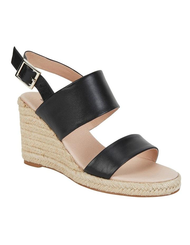 Dice Black Glove Sandals image 2