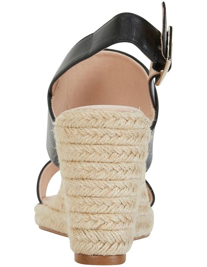 Dice Black Glove Sandals image 4