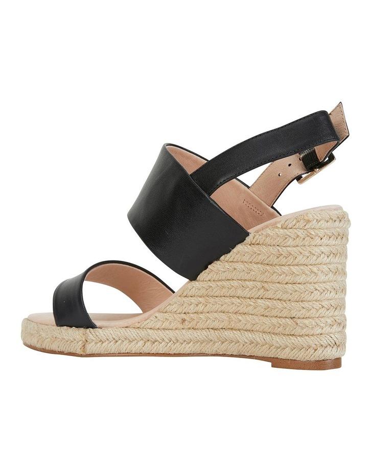 Dice Black Glove Sandals image 6