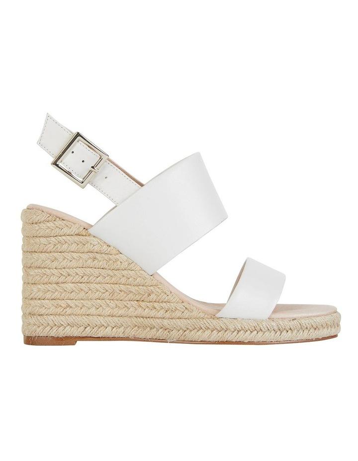Dice White Glove Sandals image 1