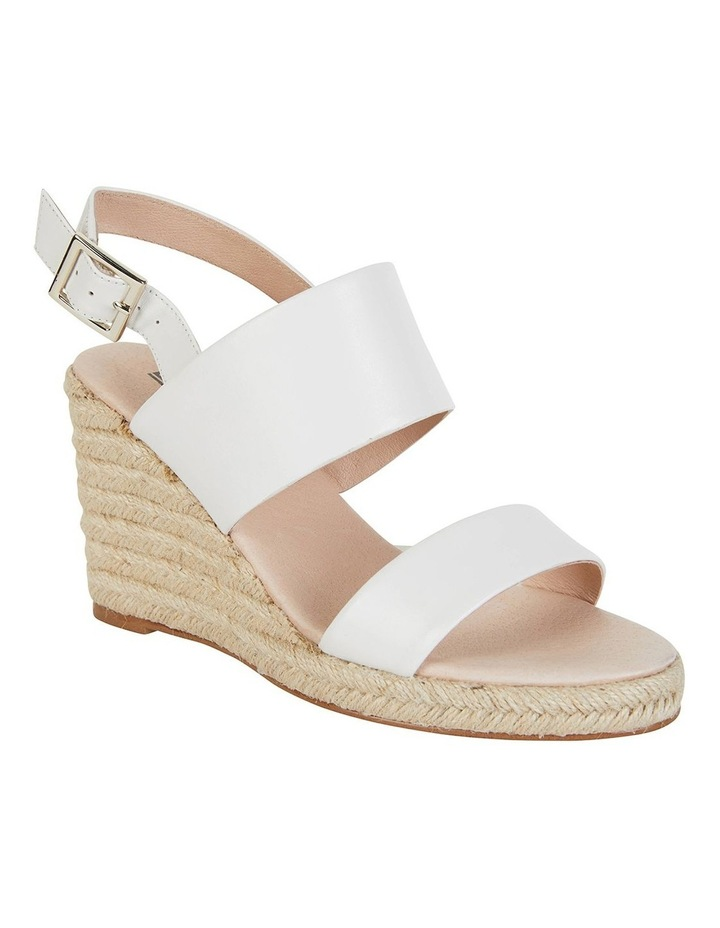 Dice White Glove Sandals image 2