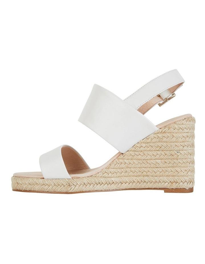 Dice White Glove Sandals image 3