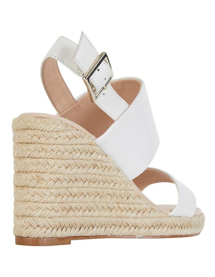 Dice White Glove Sandals image 4