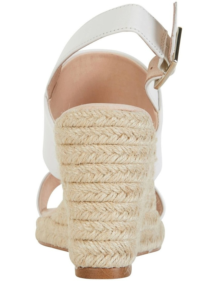 Dice White Glove Sandals image 5