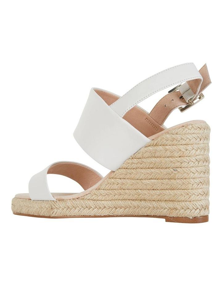 Dice White Glove Sandals image 7