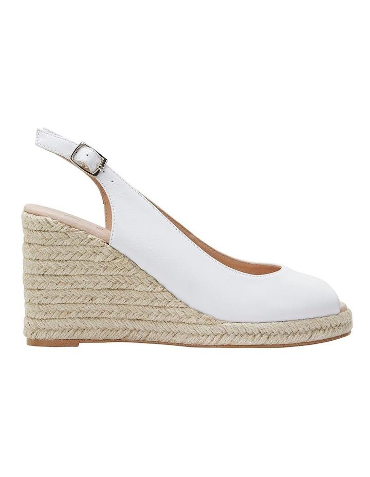 Dakota White Glove Sandals image 1