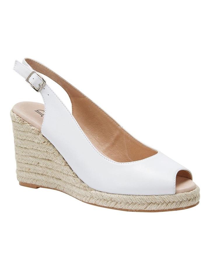 Dakota White Glove Sandals image 2