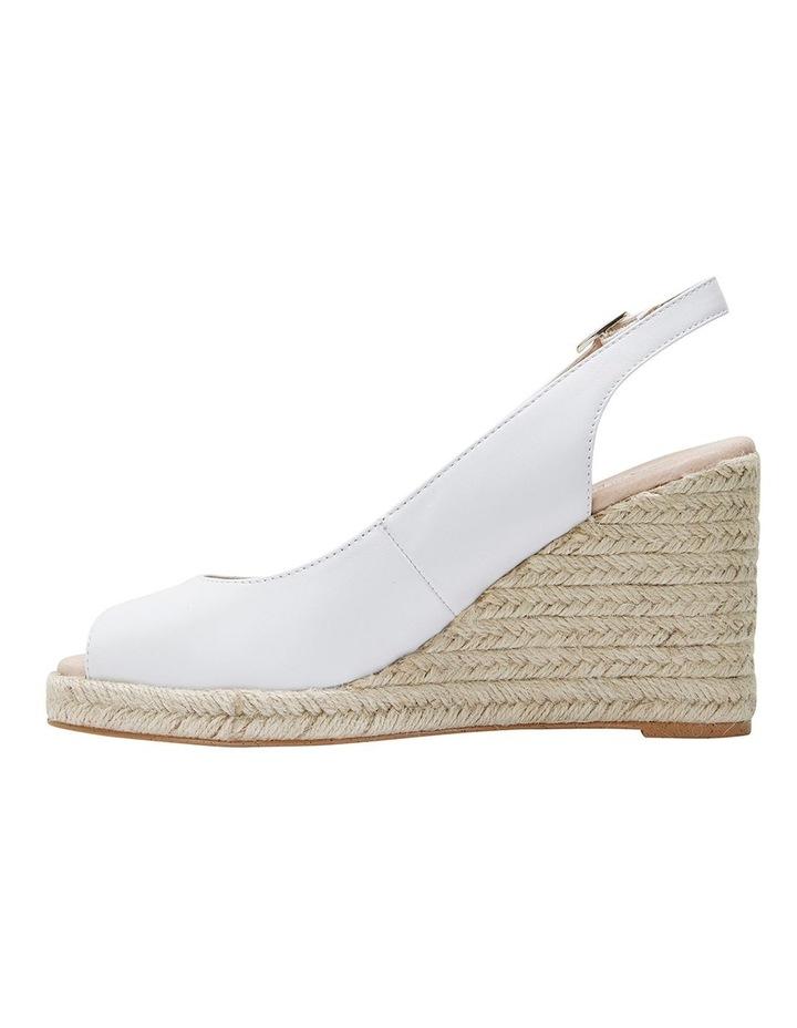 Dakota White Glove Sandals image 3