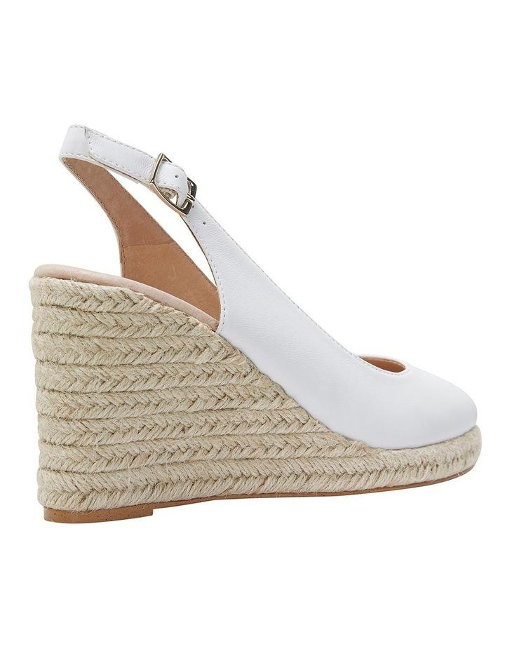 Dakota White Glove Sandals image 4