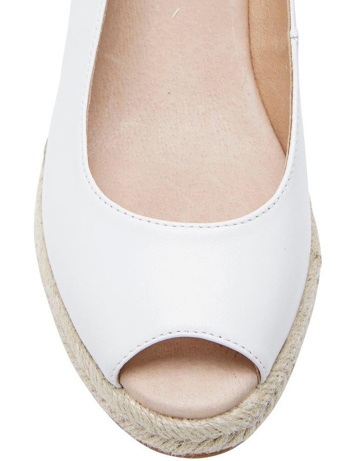 Dakota White Glove Sandals image 6