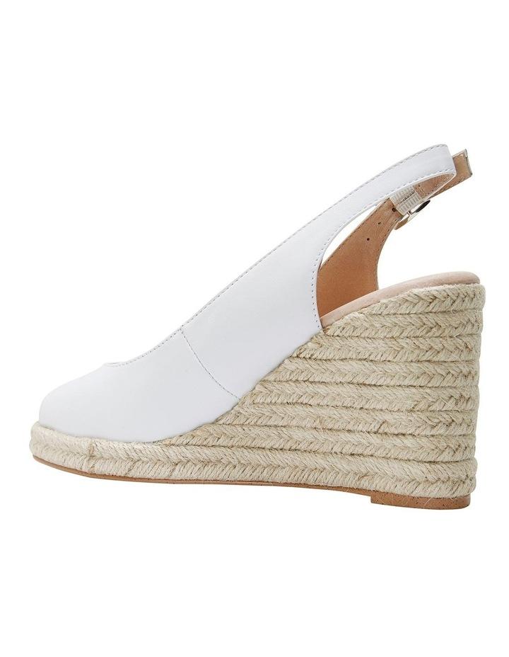 Dakota White Glove Sandals image 7