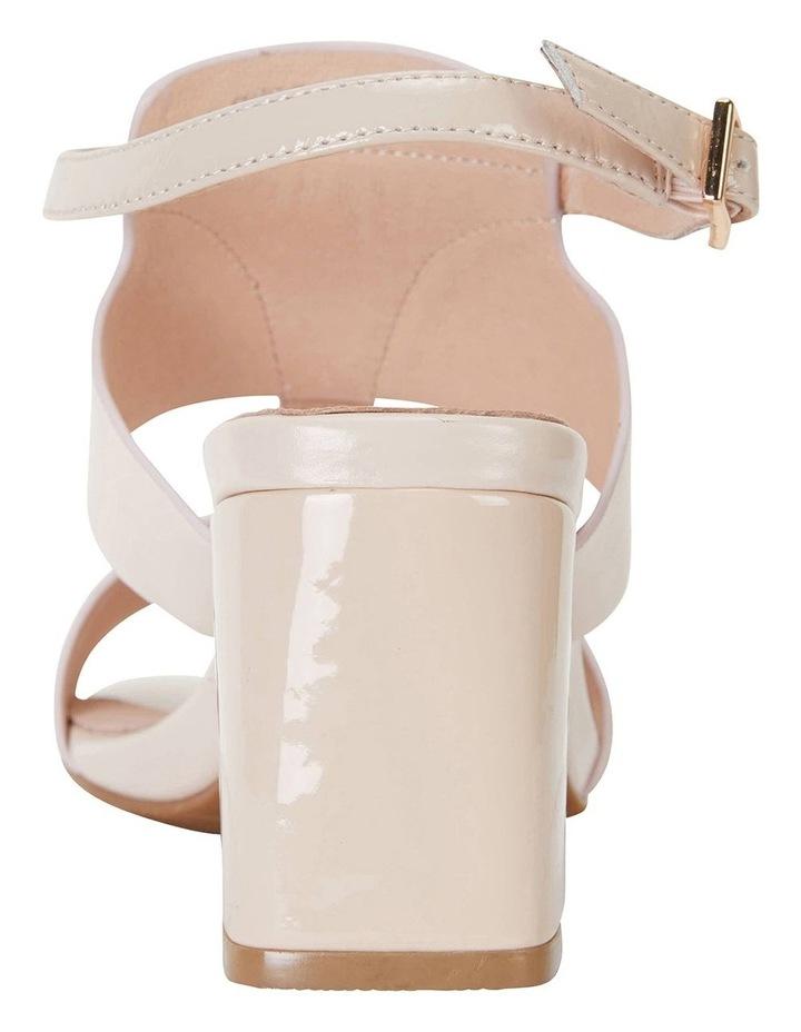 Nitro Nude Glove/ Patent Sandal image 5