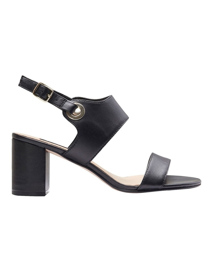 Pride Black Glove Sandals image 1