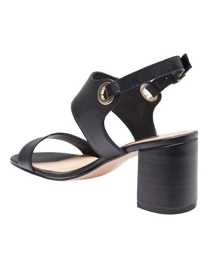 Pride Black Glove Sandals image 3