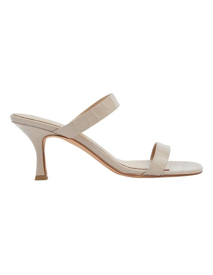 Eva Nude Print Sandals image 1