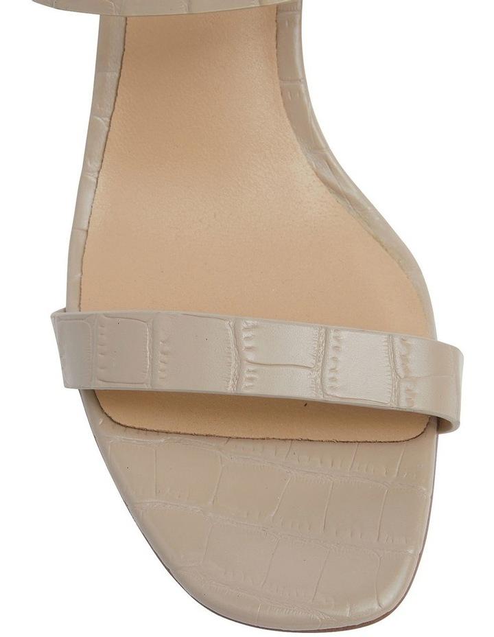 Eva Nude Print Sandals image 6