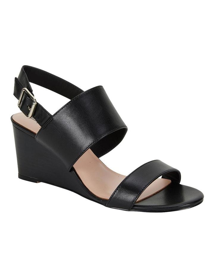Diana Black Glove Sandals image 2