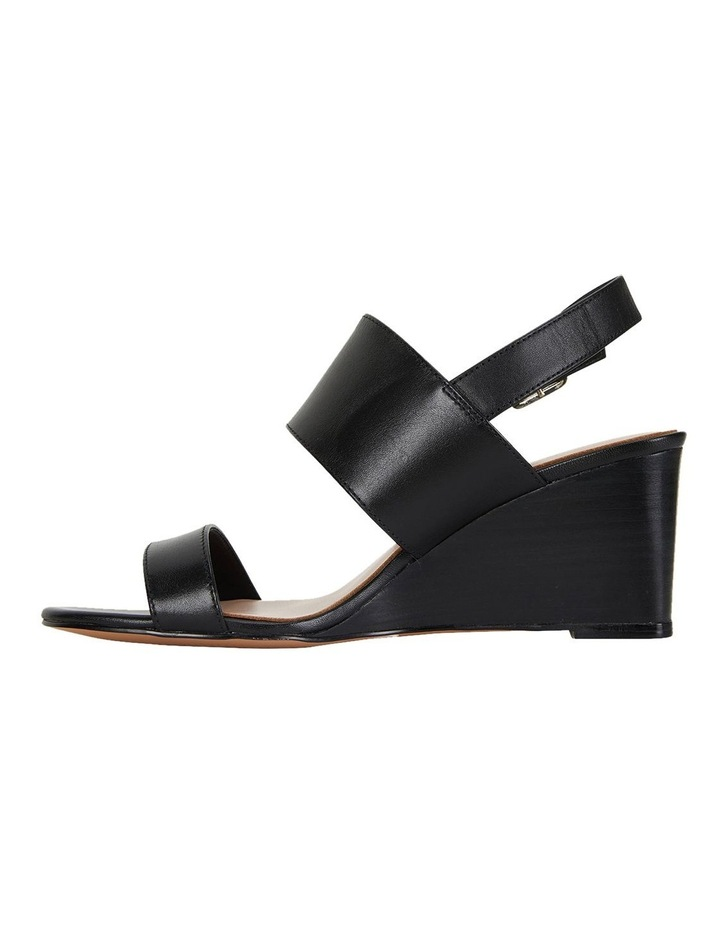 Diana Black Glove Sandals image 3