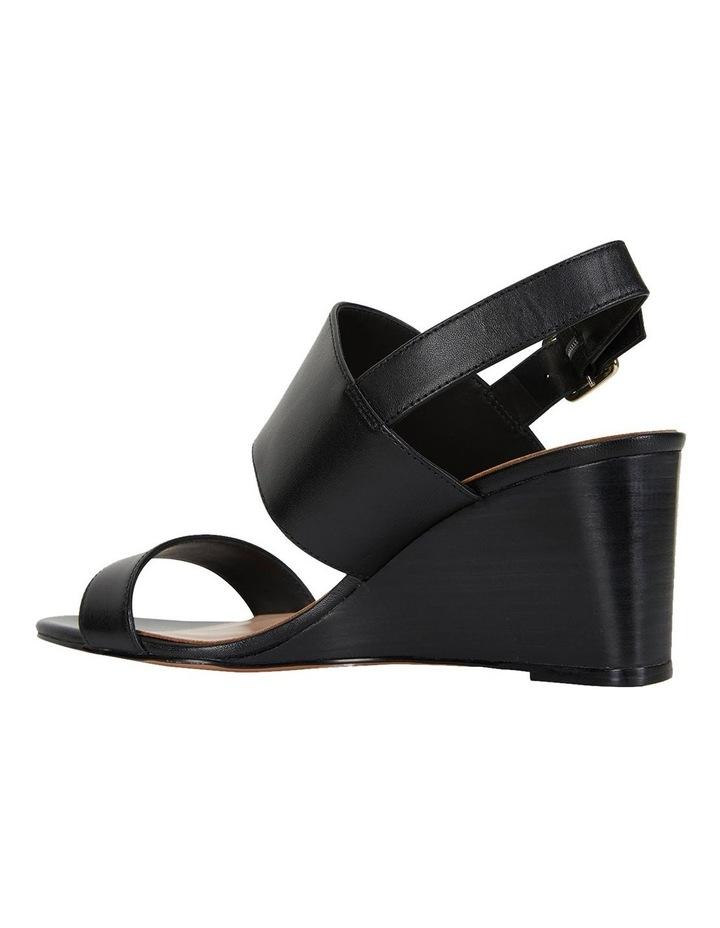 Diana Black Glove Sandals image 7