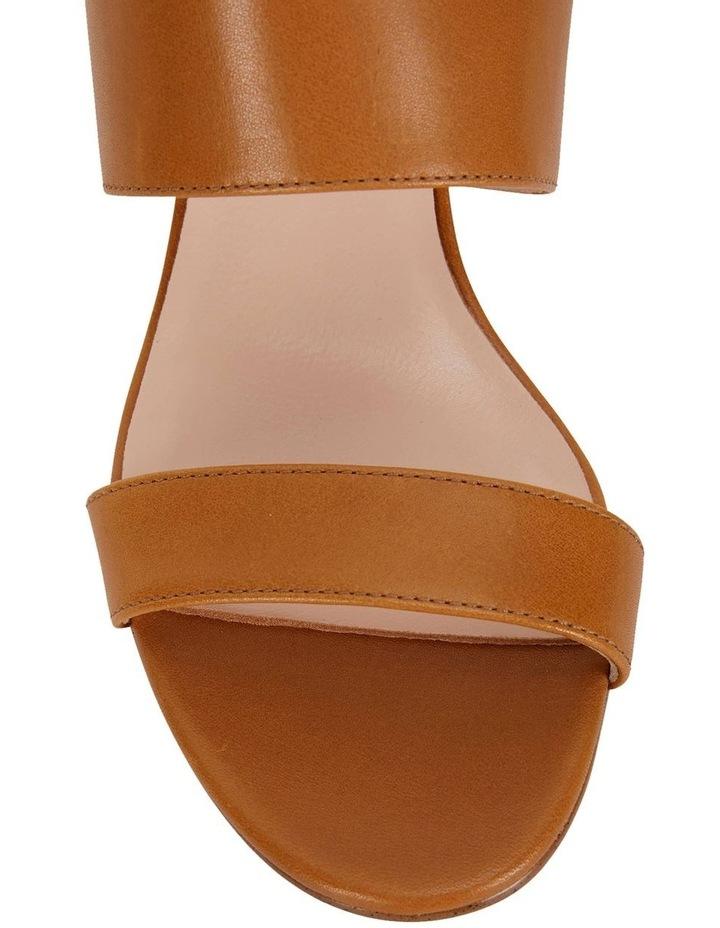 Diana Light Tan Glove Sandals image 6