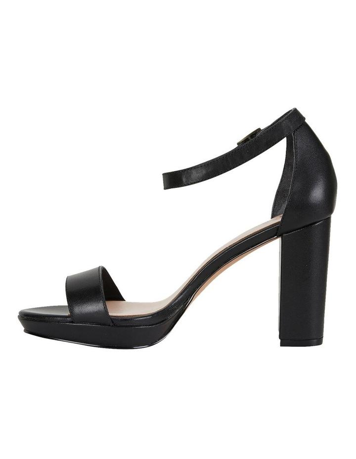 Lush Black Glove Sandals image 4