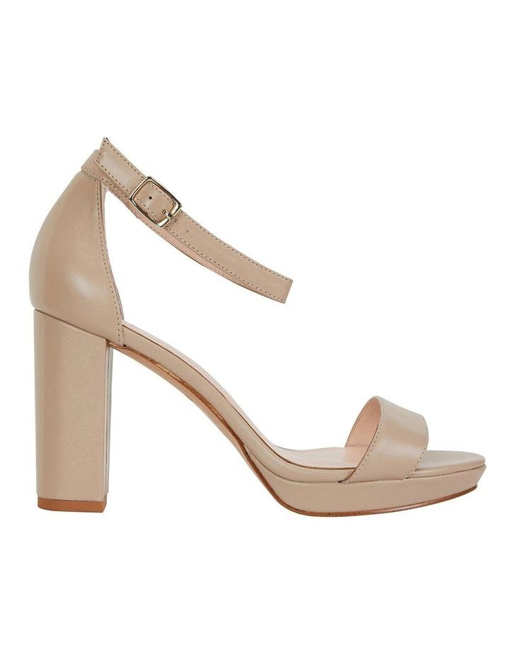 Lush Nude Glove Sandals image 1