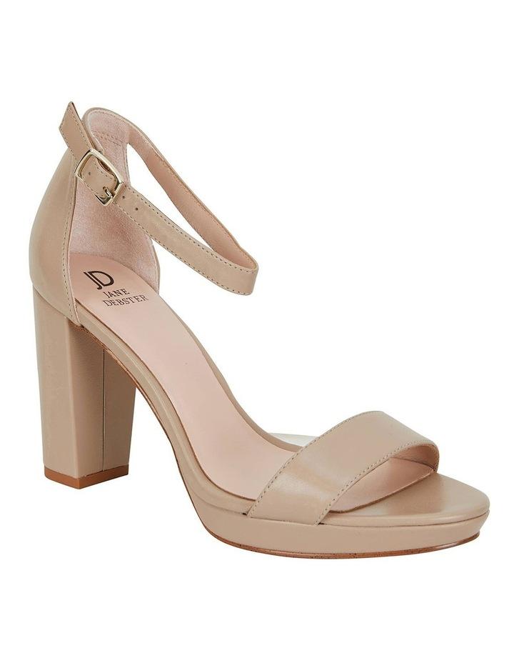 Lush Nude Glove Sandals image 2
