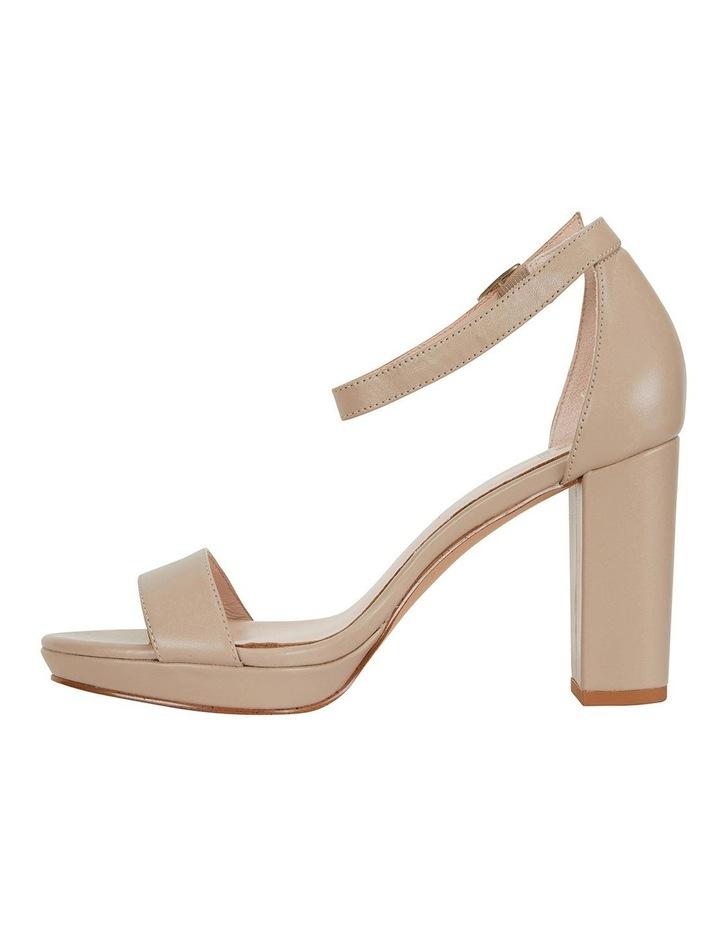 Lush Nude Glove Sandals image 3