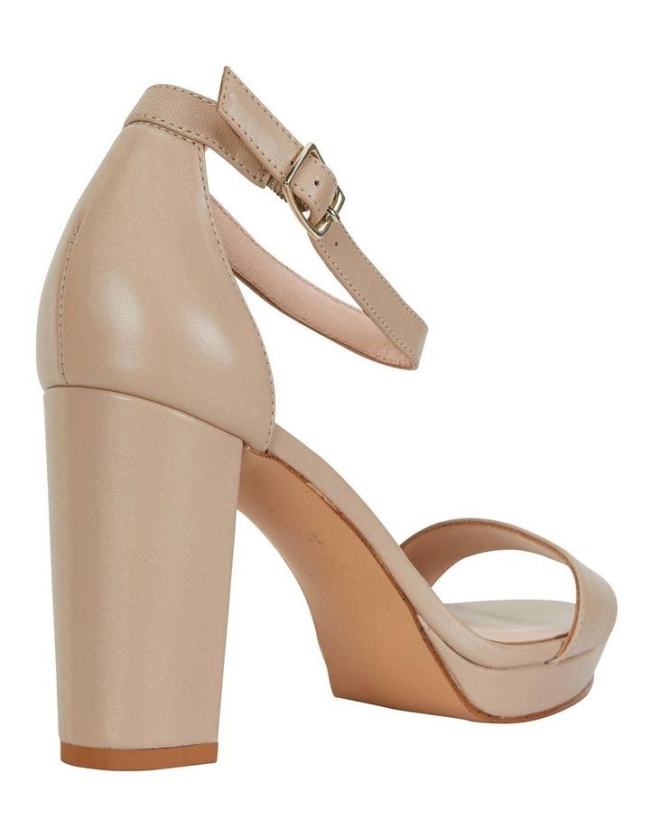 Lush Nude Glove Sandals image 4