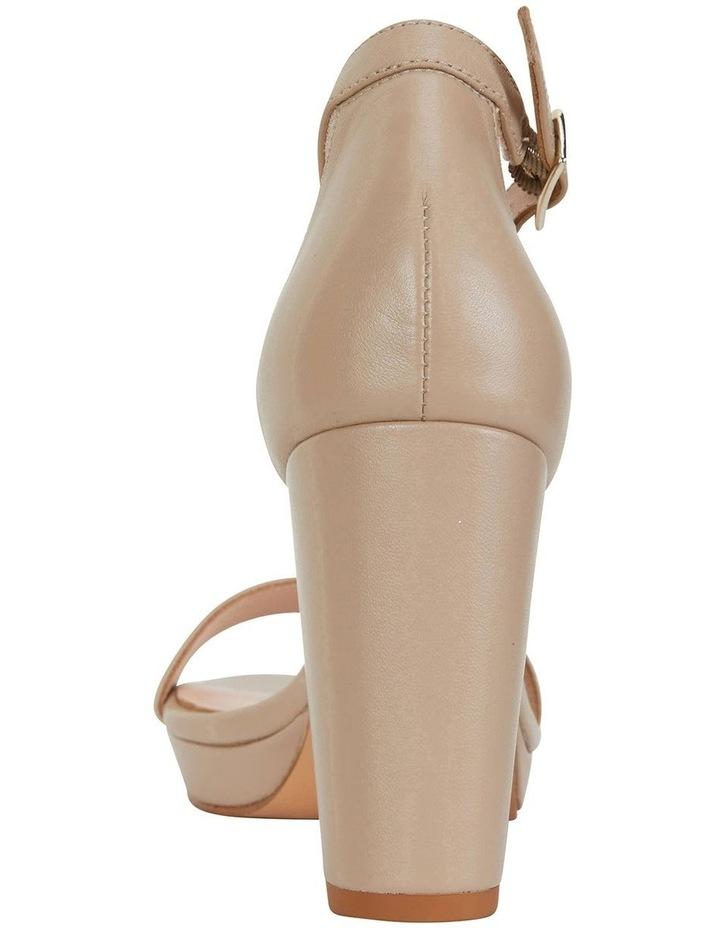 Lush Nude Glove Sandals image 5