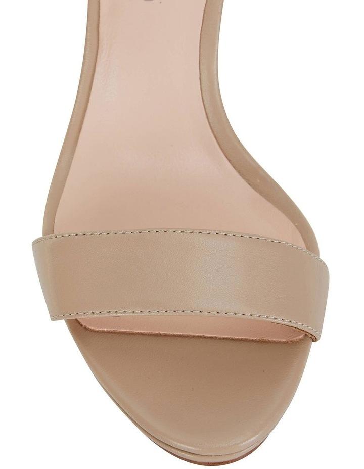 Lush Nude Glove Sandals image 6