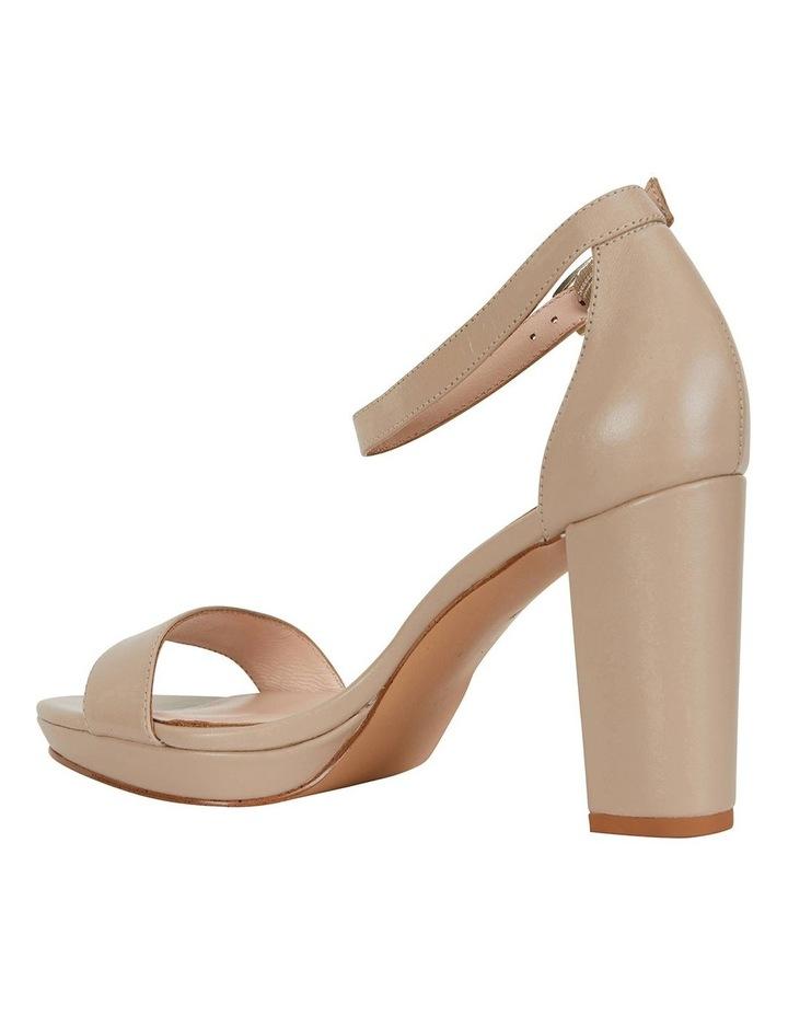 Lush Nude Glove Sandals image 7