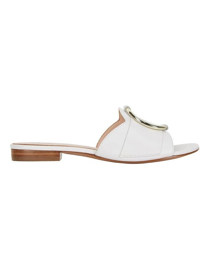 Trinity White Glove Sandals image 1