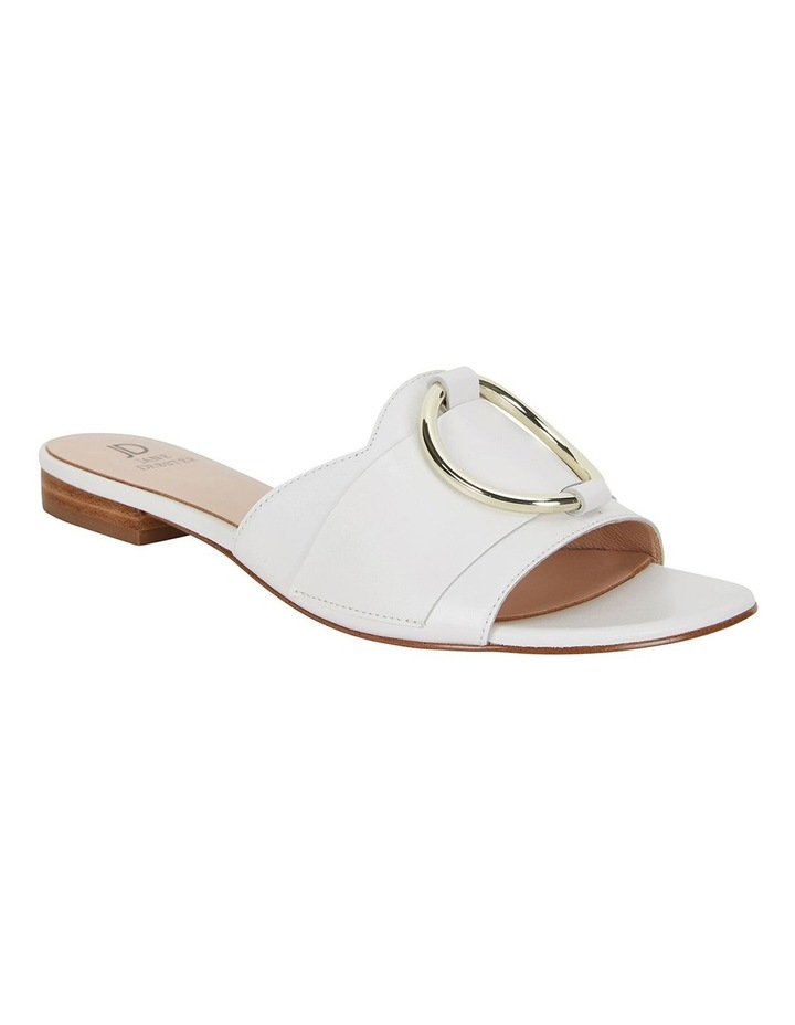 Trinity White Glove Sandals image 2