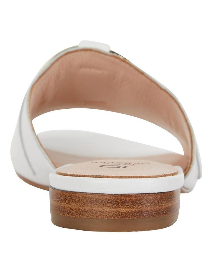 Trinity White Glove Sandals image 5