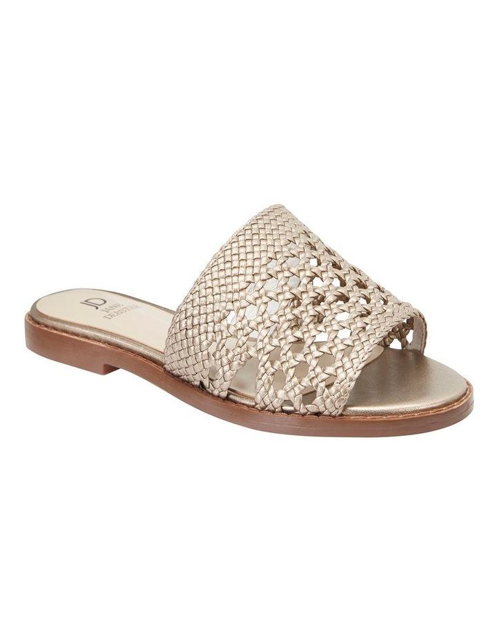 Becky Bronze Metallic Sandals image 2