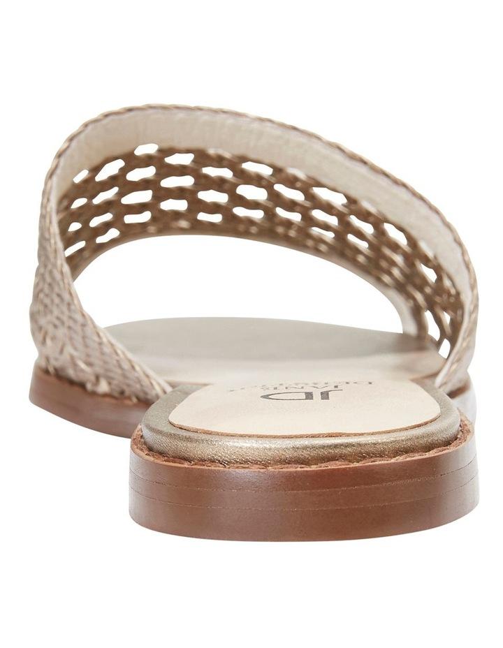 Becky Bronze Metallic Sandals image 4