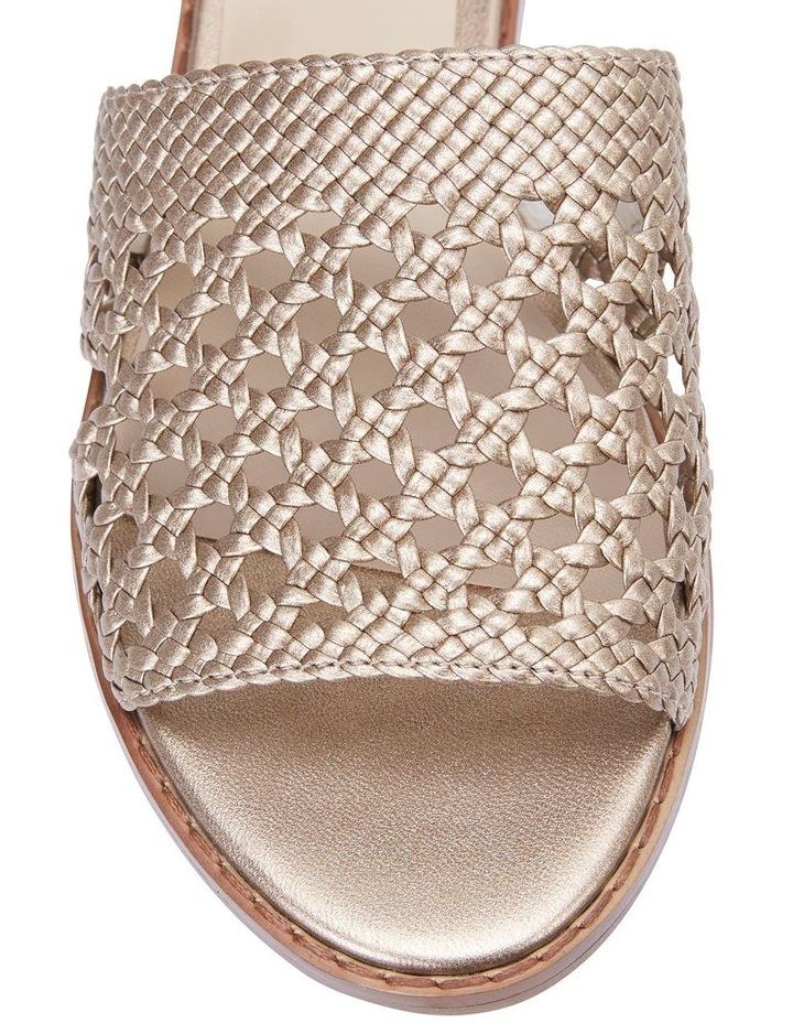 Becky Bronze Metallic Sandals image 5