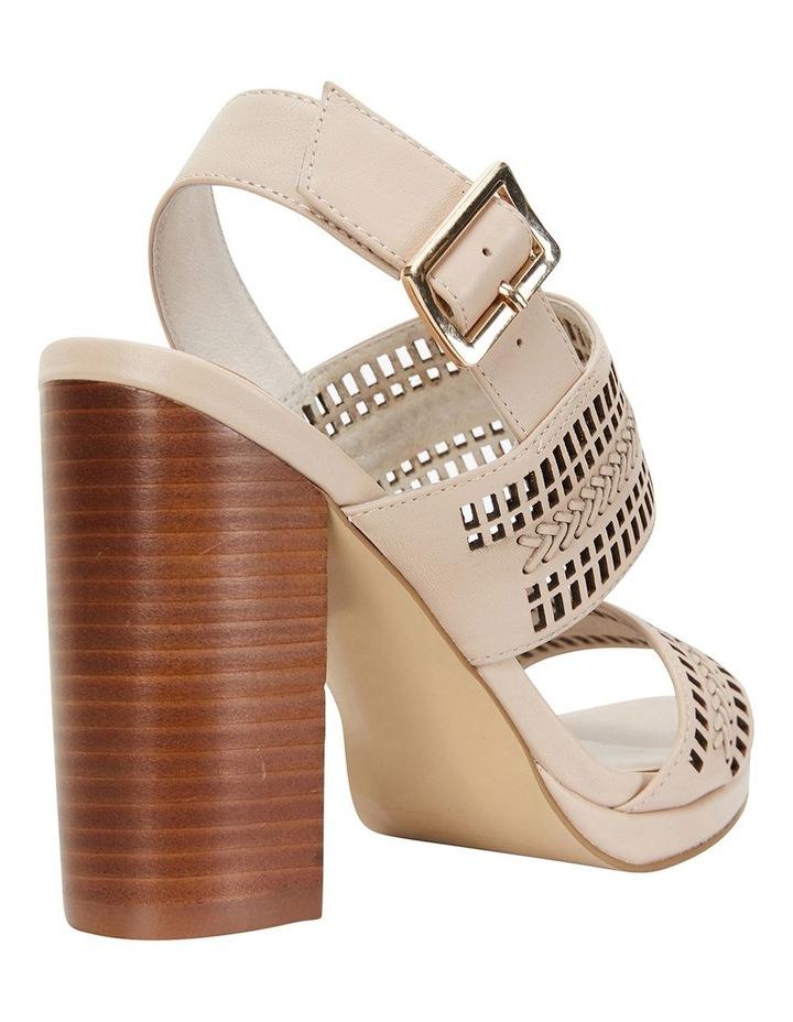 Scorpio Nude Glove Sandals image 4