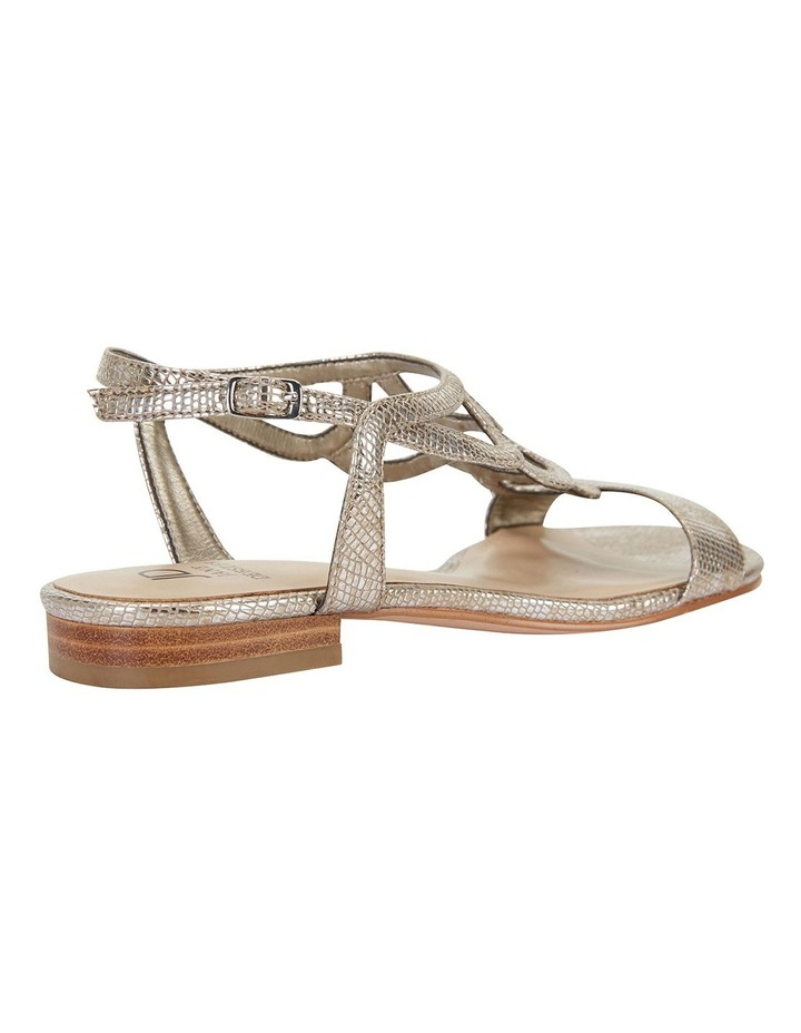 Tahiti Gold Metallic Sandals image 4