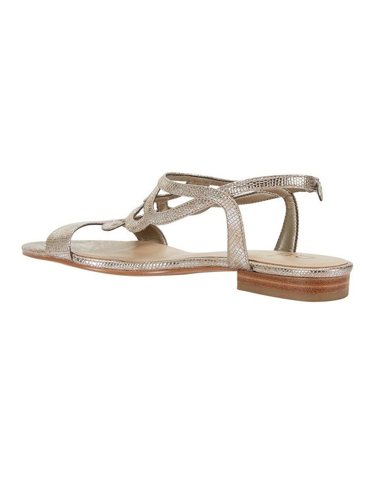 Tahiti Gold Metallic Sandals image 6